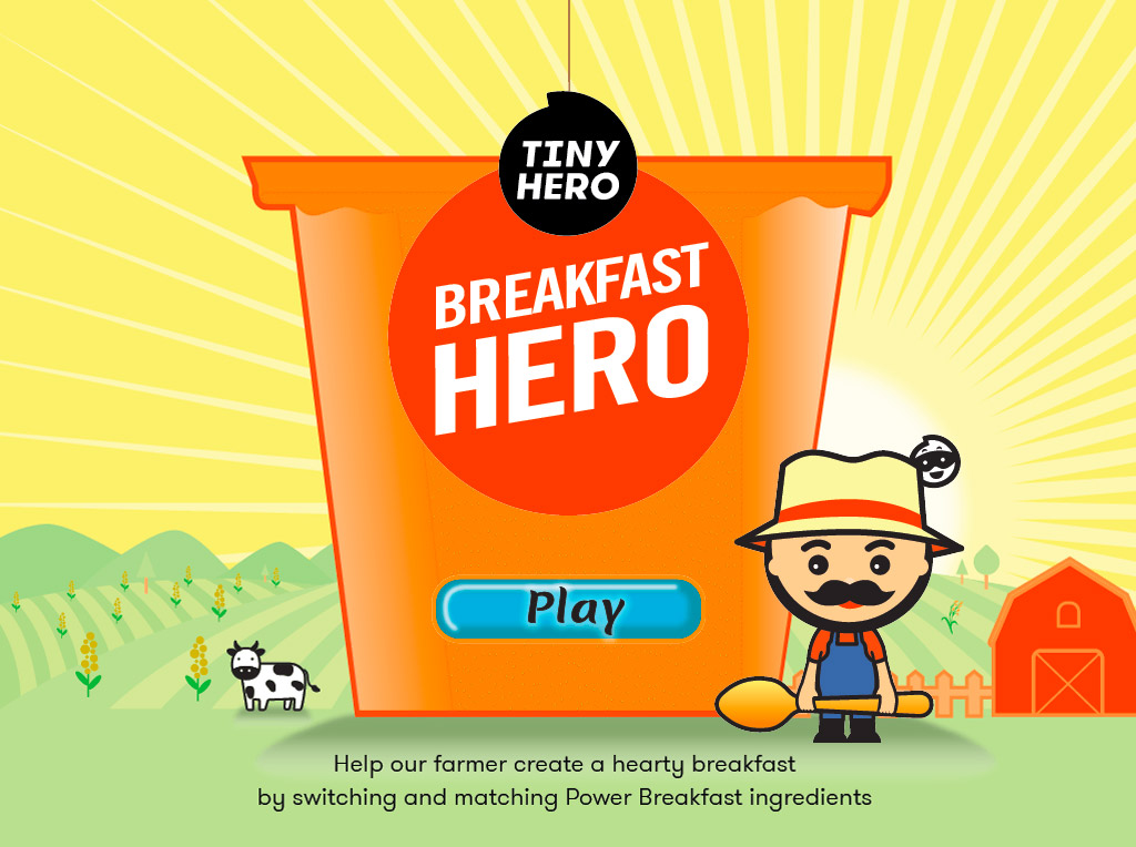 Breakfast Hero Game